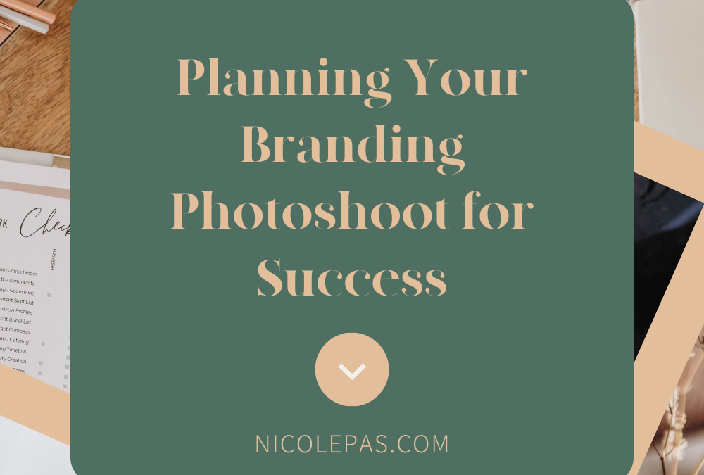 Planning Your Branding Photoshoot for Success